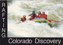 COLORADO DISCOVERY  RAFTING (chloé6) - Cartes Postales