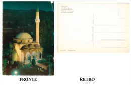 CARTOLINA COLORI BOSNIA – SARAJEVO – MOSCHEA ALI-PASCHA NON VIAGGIATA  CONDIZIONI BUONE PICCOLO TAGLIA IN ALTO A DESTRA - Bosnie-Herzegovine