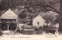 RESTAURANT DU MOULIN CADOUX - Autres Communes