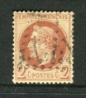 Superbe N° 26 - 1863-1870 Napoleon III With Laurels