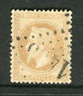 Superbe N° 28 - 1863-1870 Napoleon III With Laurels
