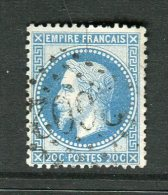 Superbe N° 29 Cachet GC 3602 Ste Foy La Grande - 1863-1870 Napoleon III With Laurels