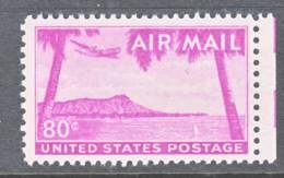 U.S. C 46   **  AERO  HAWAII - 2b. 1941-1960 Unused