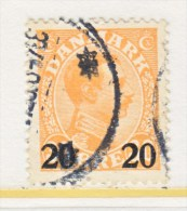 DENMARK  176   (o) - 1913-47 (Christian X)
