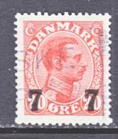 DENMARK  183   (o) - 1913-47 (Christian X)