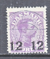 DENMARK  184   (o) - Used Stamps