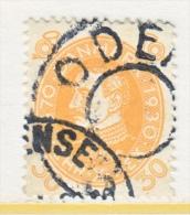 DENMARK  217   (o) - 1913-47 (Christian X)