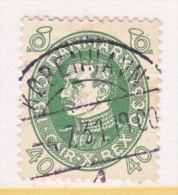 DENMARK  219   (o) - 1913-47 (Christian X)