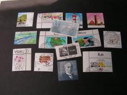 == BRD Lot Modern - Briefmarken