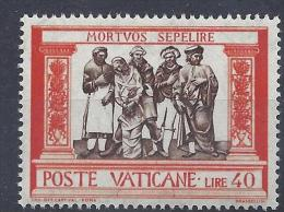 VATICAN - N° Yvert - 666 à 668 - NEUF SANS CHARNIERE - Vatican