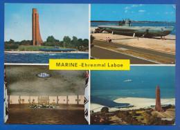 Deutschland; Laboe; Multibildkarte - Laboe