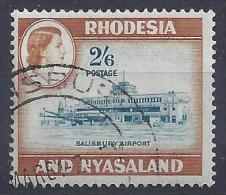 RHODESIE NYASSALAND -  Yvert  N° 29 - Oblitéré - Nyasaland (1907-1953)