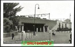 ENSCHEDE Prinsessetunnel Onder Het Spoor 1953 - Enschede