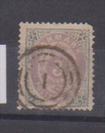 Danemark //  N 17  //  3 S  Gris Et Lilas  //  Oblitéré  // - 1864-04 (Christian IX)