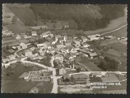 WEITERSFELDEN Oberösterreich Freistadt Mühlviertel Luftbild 1975 - Freistadt