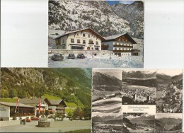 ZIRL Innsbruck Tirol ZIRLER WEINHOF Hotel Restaurant Gutsbetrieb 3 Karten - Zirl