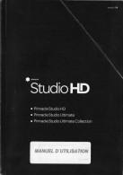 Manuel Pinnacle Studio HD Version 14 - Technical