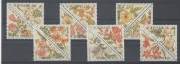 Suriname Yv 1189/00  XX Neufs - Fleurs -