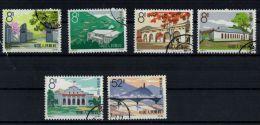 """VR China 1964 """"Yenan-Stätte Der Revolution"""",  MiNr.  788-793 - 1949 - ... Volksrepublik"""