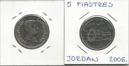 A1  Jordan 5  Piastres 2006. - Jordania