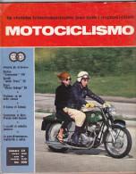 MOTOCICLISMO - Ottobre 1968 - Motori