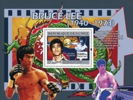 GUINEA 2007 - Bruce Lee, Martial Arts - YT BF646, Mi B1336