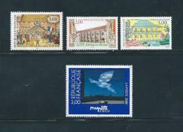 France  Timbre De 1998  N°3142  A  3145 Neuf** Vendu A La Faciale - France