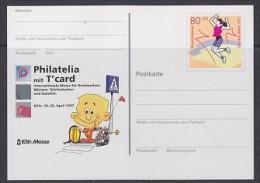 Germany 1997 Philatelia T´card Postal Stationery Unused (21740) - [7] West-Duitsland