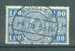 "BELGIE - OBP Nr TR 146 - Brugstempel  ""AUVELAIS"" -  (ref. VL-6907) - 1923-1941"