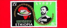 Nuovo - ETIOPIA - 1968 - Lotta Dell'Etiopia Per La Pace - 35 - Etiopia