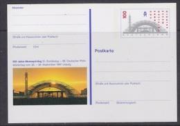 Germany 1997 500J Messepriveleg Leipzig Postal Stationery Unused (21742) - [7] West-Duitsland