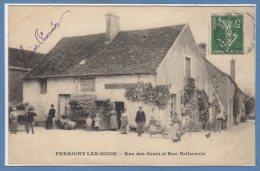 21  - PERRIGNY Les DIJON --  Rue Des Crais Et Rue Bellecroix - France