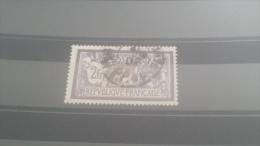 LOT 258336 TIMBRE DE FRANCE OBLITERE N�122 VALEUR 90 EUROS