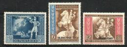 1942 REICH Germania Serie Cpl Nuova ** MNH - Germania