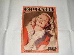 HOLLYWOOD  N°46 - 15  Novembre  1947 - Libri, Riviste, Fumetti
