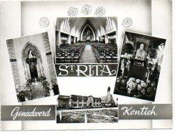Kontich Heilige Rita Genadeoord Uitg Paters Augustijnen - Saints