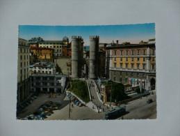 GENOVA - Casa Di Cristoforo Colombo E Torri Di S. Andrea - Tram - Auto - Animata - Genova (Genoa)