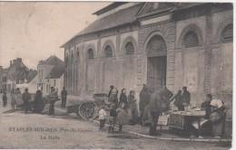 ETAPLES-sur-MER : (62) La Halle - Non Classés