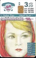 jordan phone card : views