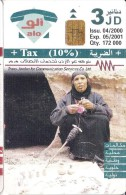 jordan phone card : 1900 - 2003 mother