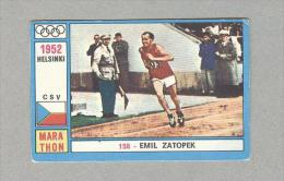 EMIL ZATOPEK....ATHLETICS...ATLETICA...OLIMPIADI...OLYMPICS - Atletiek