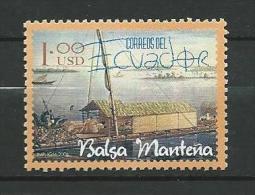 Ecuador Equateur 2006.Balsa Mantena.MNH - Ecuador