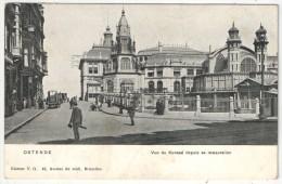 OSTENDE - Vue Du Kursaal Depuis Sa Restauration - Oostende