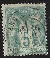 Sage Type I N°64 Oblitéré - 1876-1878 Sage (Type I)