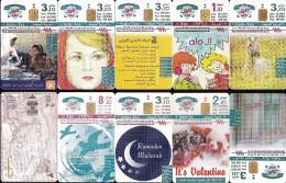 jordan phin cards : 1990 -2003 - jordan 10Pcs colection - cool