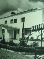 DGT Albergues De Carretera Hotel Tarjeta Postal España Vintage Original Postcard Cpa Ak (W4_1064) - Hoteles & Restaurantes
