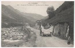Les Pyrénées - Route Du Tourmalet - Les Sources Du Bastan - Auto Garage D' Argeles (77713) - France