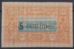 COTE DES SOMALIS  N* 28 - Côte Française Des Somalis (1894-1967)