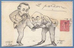 POLITIQUE Satiriques --  A. MOLYNCK --  Le Crayon - N� 82