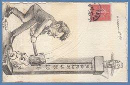 POLITIQUE Satiriques --  A. MOLYNCK --  Le Crayon - N� 80